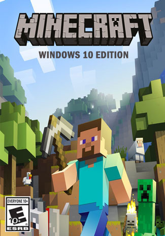 Minecraft - Windows 10 Edition (PC)