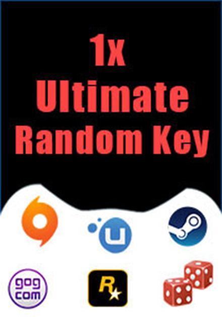 Buy 1 Ultimate Random Key