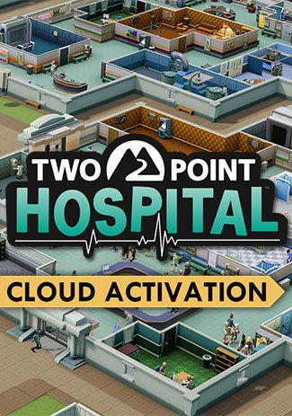 Two Point Hospital (PC/Cloud Activation)
