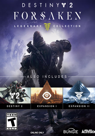 Destiny 2 Forsaken Legendary Edition (PC/EU)