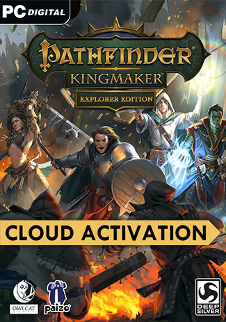 Pathfinder: Kingmaker Explorer Edition (PC/Mac/Cloud Activation)