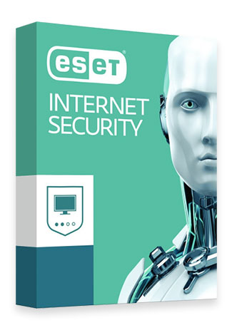 ESET Internet Security for Windows (1 Year/1 PC) - CDKey