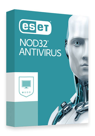 ESET NOD32 Antivirus for Windows - 1 PC & 1 Year - CDKey