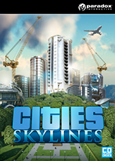 Cities: Skylines Digital Deluxe Edition (PC/Mac)
