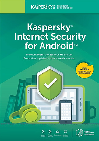 購買 Kaspersky Internet Security for for Android - 1 Device / 1 Year