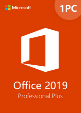 Microsoft Office 2019 Professional Plus CD KEY