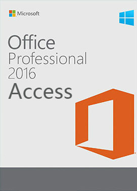 Microsoft Office 2016 Professional Access