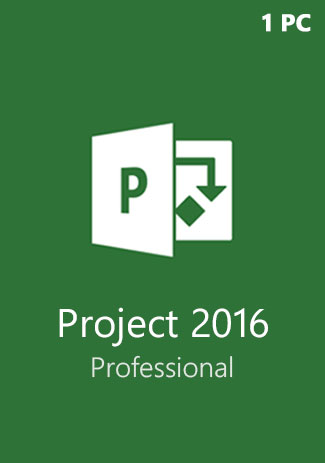 Buy Microsoft Project Professional 2016 for PC