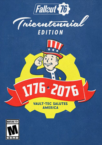 Buy Fallout 76 Tricentennial Edition (PC/EU)