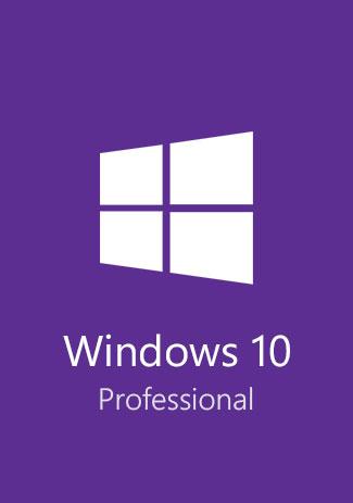 Acheter Windows 10 Pro Professional CD-KEY (32/64 Bit)