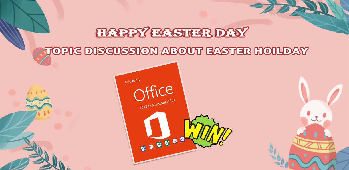 🎉GIVEAWAY: How Will You Spend This Special Easter Holidays