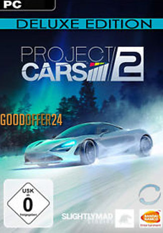 Comprar Project Cars 2 - Deluxe Edition (PC)
