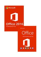 Office 16 Professional Plus + Office 19 Professional Plus CD Key Pack