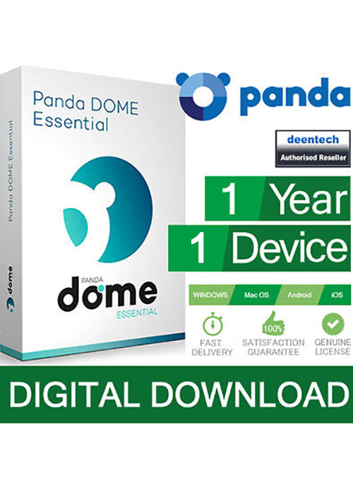 купить Panda Dome Essential 1 PC 1 Year Global Key