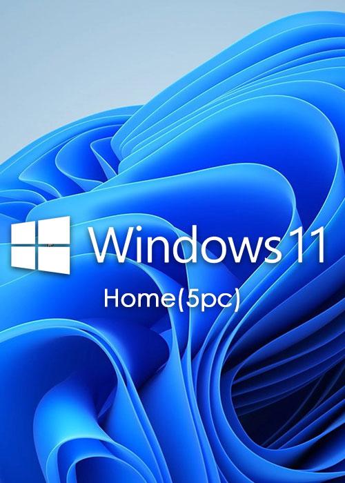 Buy Microsoft Windows 11 Home OEM CD-KEY GLOBAL(5PC)