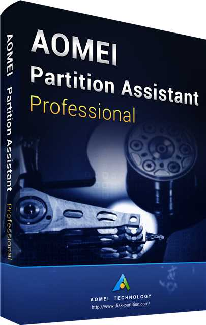 Acquistare AOMEI Partition Assistant Professional 8.8 Edition Key Global