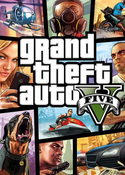 Buy Grand Theft Auto V Rockstar Digital Download Key