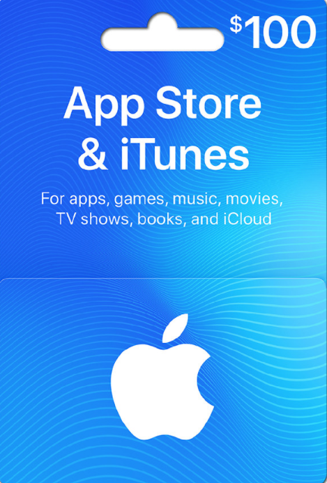Comprar Apple iTunes $100 Gutschein-Code US iPhone Store