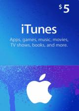 Apple iTunes $ 5 Gutschein-Code US iPhone Store