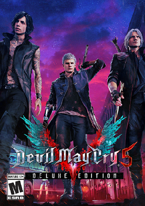 Acheter Devil May Cry 5 Deluxe Edition Steam Key Global