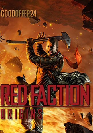 Buy Red Faction Guerrilla Remarstered EU Version (PC)