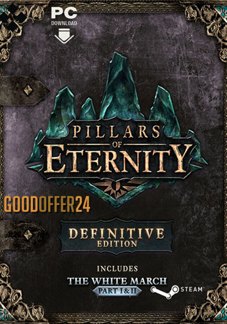 купить Pillars of Eternity Definitive Edition (PC)