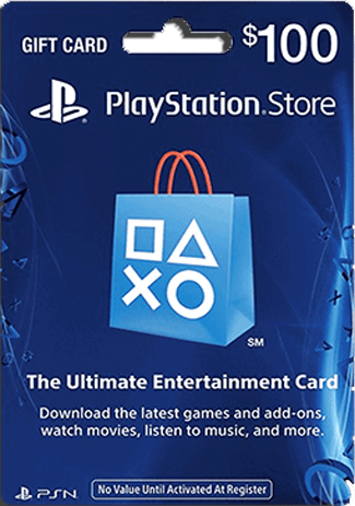Acquistare PSN 100 USD / PlayStation Network Gift Card US Store