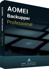 AOMEI Backupper Professional Edition 365 Days 5.6 Key Global