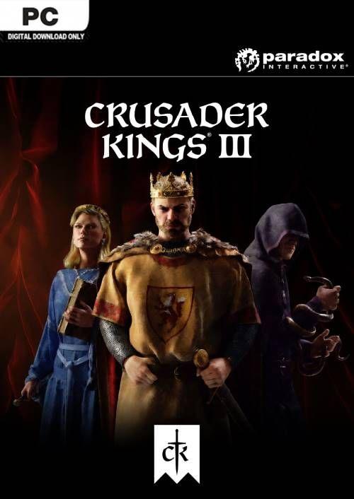 Buy Crusader Kings III Steam CD Key EU