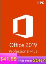 Microsoft Office 2019 Professional Plus Global CD-KEY(On SALE)