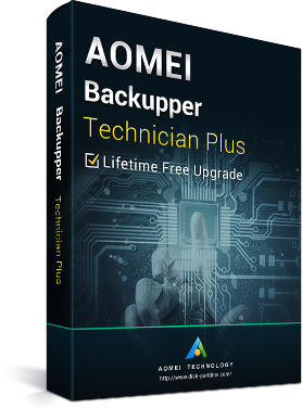 Buy AOMEI Backupper Technician Plus + Lifetime Free Upgrades Key Global